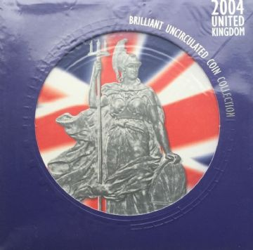 2004 Brilliant Uncirculated Coin Collection
